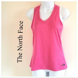The North Face Pink Tank-Size XS